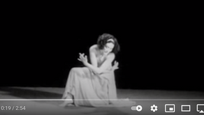 AN EXPRESSION...A SPEAKING OUT - Mary Wigman & Expressionist Dance