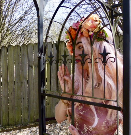 Persephone at the Gate
