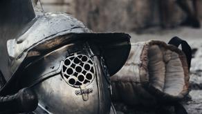 ENTERING THE ARENA - Gladiators Hijack My Life