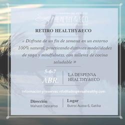RETIRO HEALTHY ECO