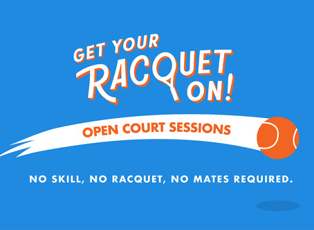 Sign up for an Open Court Session today