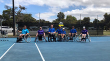 Grants offer wheelchair tennis a significant boost