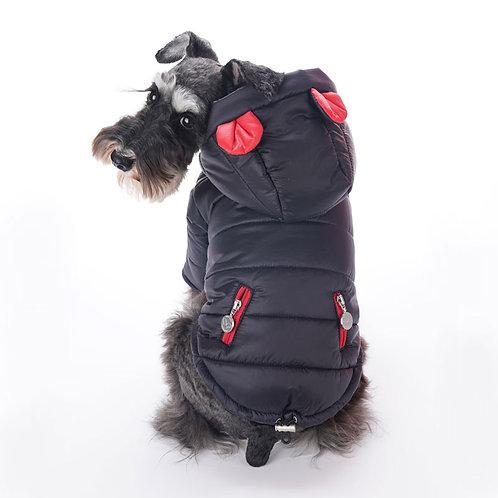 """Куртка """"BeBe"""" (р-р XL) черный"""