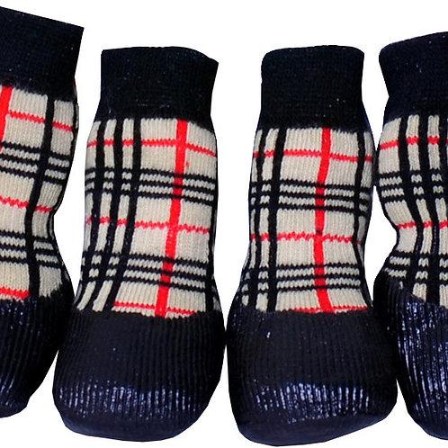 Носки для собак с латексным покрытием (размер L)