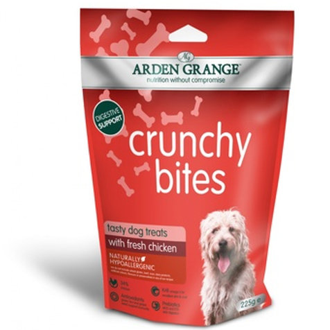 Лакомство для собак с курицей (Crunchy Bites rich in chicken)