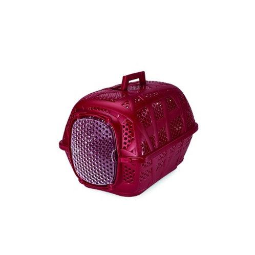 Imac Carry Sport Переноска для животных бордовая (48,5х34х32см)