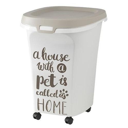Контейнер для корма большой (р-р L) Pet Wisdom 20л
