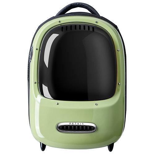 Рюкзак-переноска для кошек и собак Petkit (зеленый)