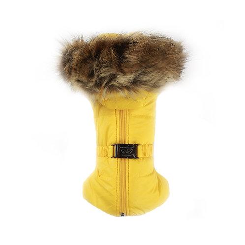 Комбинезон Puppy Agel унисекс (L желтый)