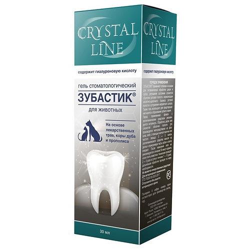Апи-Сан Зубастик гель для чистки зубов Crystal line
