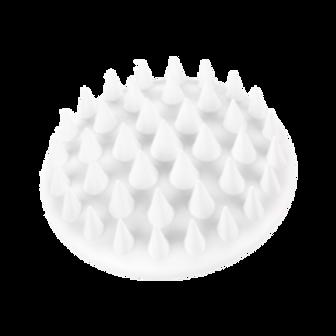 Силиконовая массажная щетка Everclean white