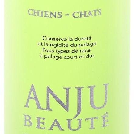 Anju Beaute Шампунь для жесткой шерсти: экстракт панамской коры и лайм