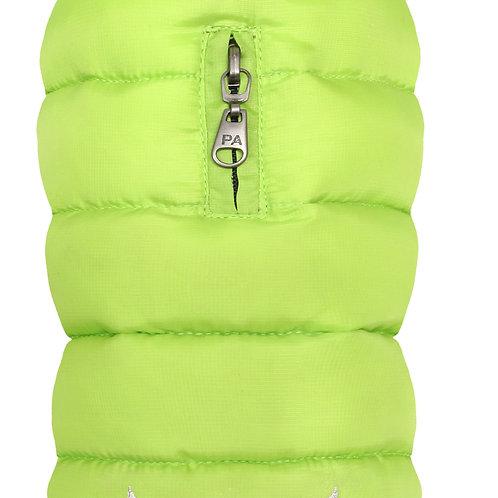 "Куртка ""Стиляга"" (р-р 6XL) зеленый"