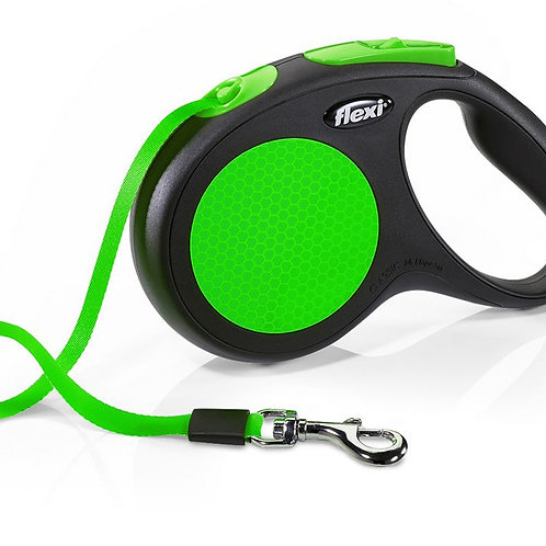 Flexi рулетка Limited Edition New Neon M (до 25 кг) 5м лента
