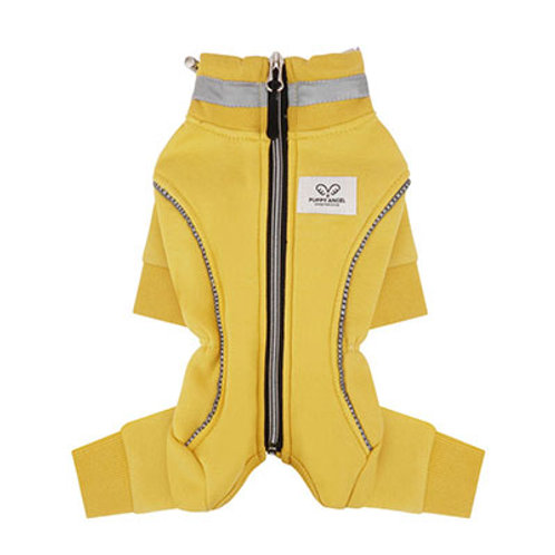 Puppy Angel костюм спортивный унисекс (р-р S), желтый