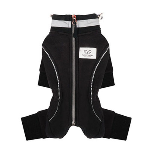 Puppy Angel костюм спортивный унисекс (р-р ML), черный