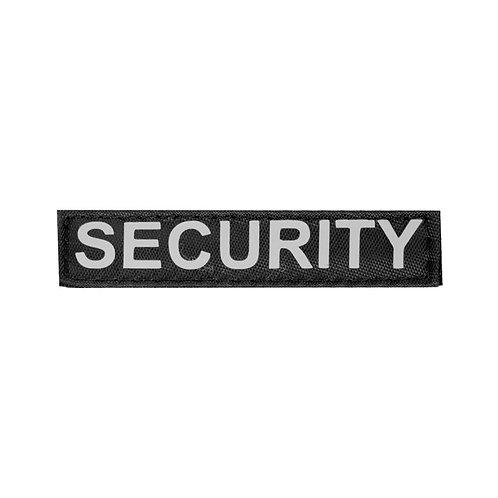 """Сменная надпись """"Security"""" для шлеи 3-4 размера"""