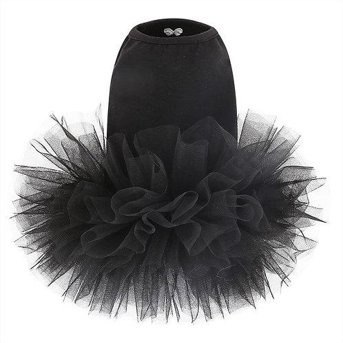 Puppy Angel платье-пачка, р-р L (черный)