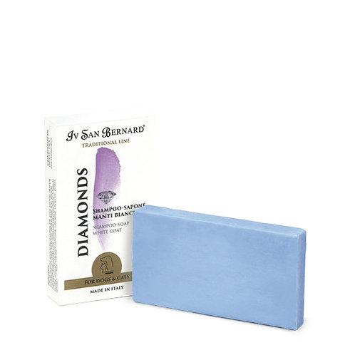 ISB Traditional Line Diamonds Шампунь-мыло отбеливающее 75г