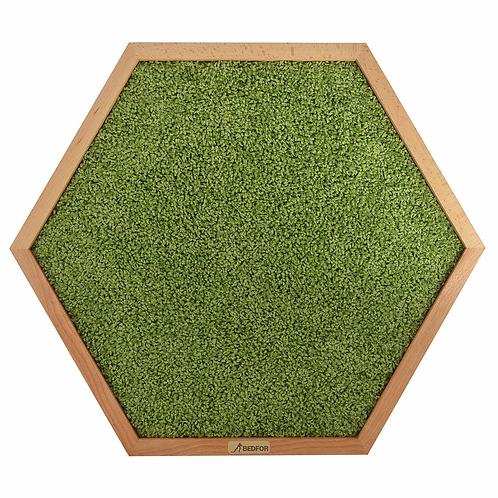 Когтеточка Meadow (цвет рамки натуральный бук)