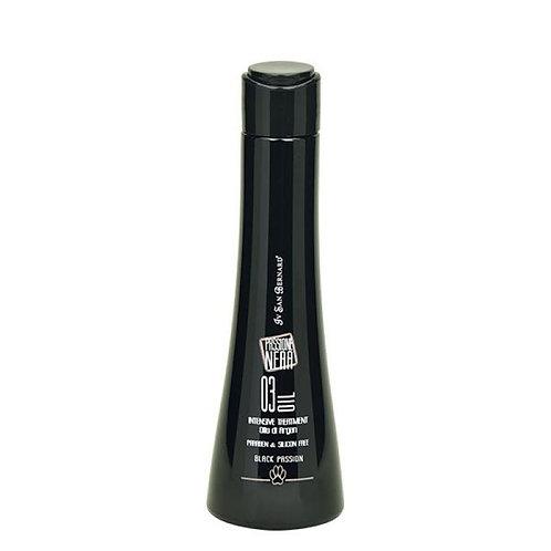 ISB Black Passion 03 Масло Аргании для интенсивного восстановления 100мл