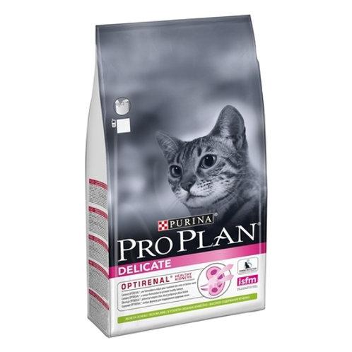 Purina Pro Plan для кошек с чувств. пищеварением ягненок (Delicare)
