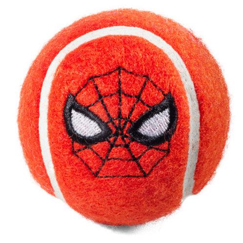 """Игрушка для собак Marvel Человек Паук """"Мяч теннисный"""""""