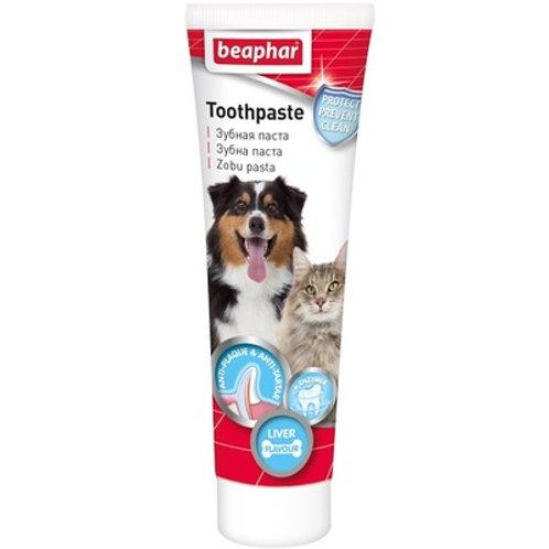 Beaphar Зубная паста со вкусом печени для собак