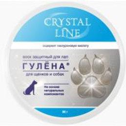Защитный воск для лап Crystal line