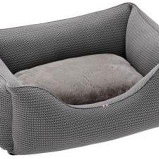 Hunter софа для собак Toronto 60х40см полиэстер/сетка (серый)