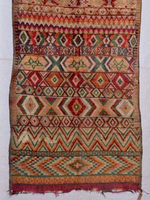 Boujaad Teppich, Berber Teppich, Marokko, Vintage