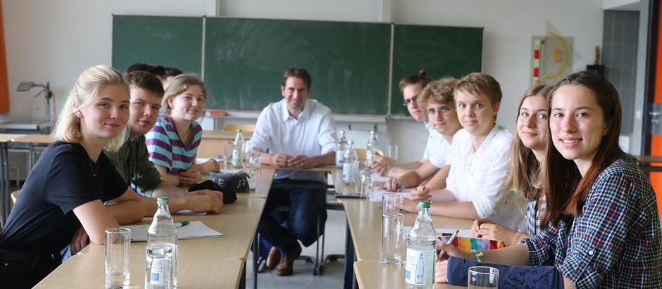Unser Gespräch mit Andreas Jung