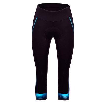 מכנס רכיבה 3/4 לנשים S121-C13 כחול