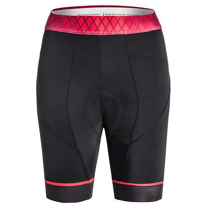 מכנס רכיבה קצר לנשים S2804-C13 ורוד