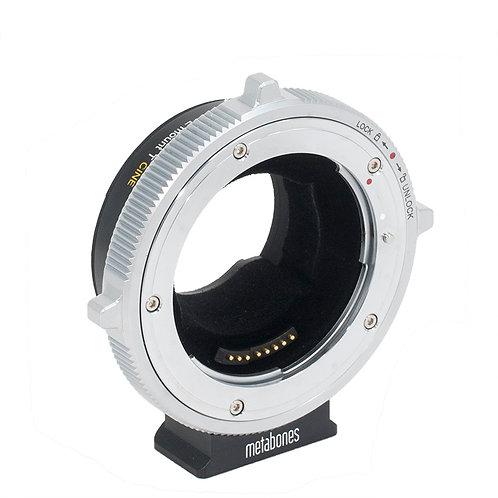 METABONES  EF Lens to Sony E Mount T CINE