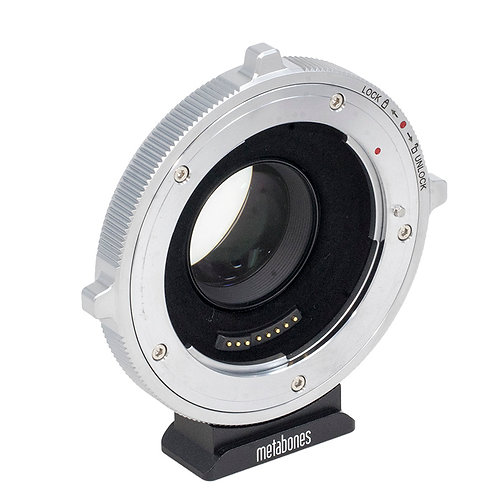 METABONES EF Lens to Micro Four Thirds T CINE Speed Booster ULTRA