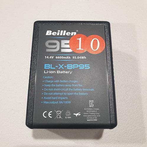 Beillen 95w V마운트 배터리