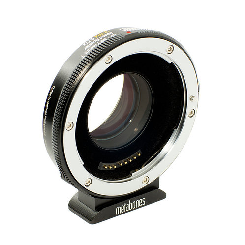 METABONES  EF Lens to Micro Four Thirds T CINE Speed Booster XL 0.64x