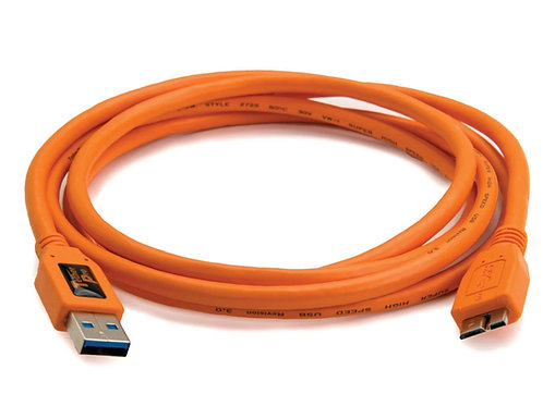 TETHER TOOLS TetherPro USB 3.0 SuperSpeed Micro-B Cable