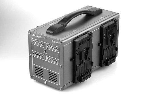 GEN ENERGY G-C100 V-마운트 배터리 고속 충전기