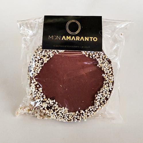 Mini Obleas de chocolate rellenas de cacao 27 g - Mon Amaranto