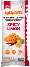 Rodajitas de Papa sabor Spicy Limón