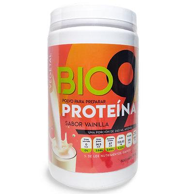 Bio 9 - sabor vainilla (900 gramos)