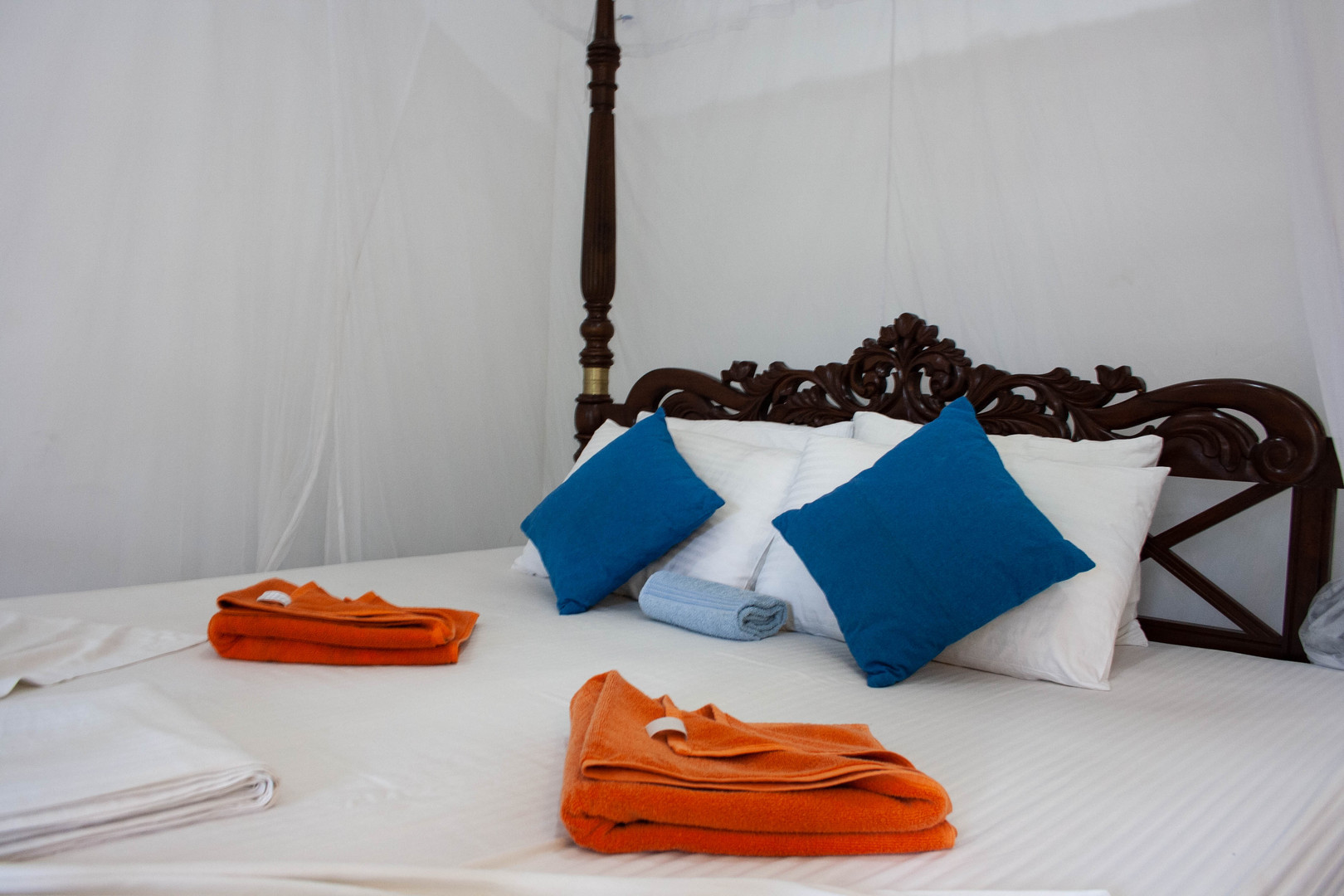 king bed double room