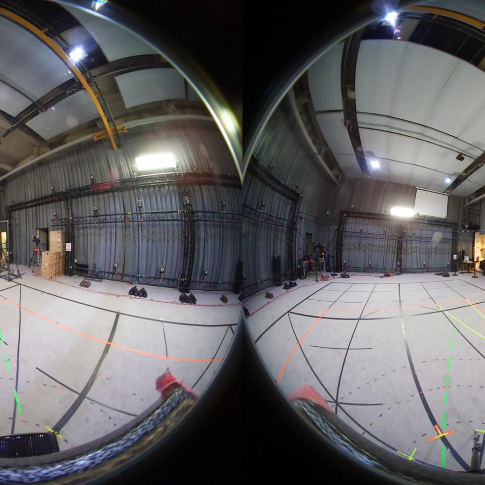 Motion Capture Shooting Set