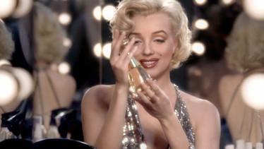 Dior Egerie Commercial: Marilyn Monroe, Grace Kelly, Marlene Dietrich