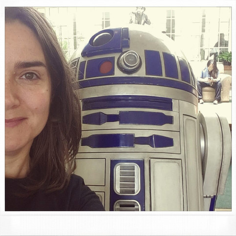 Industrial Light and Magic SF: Selfie with R2