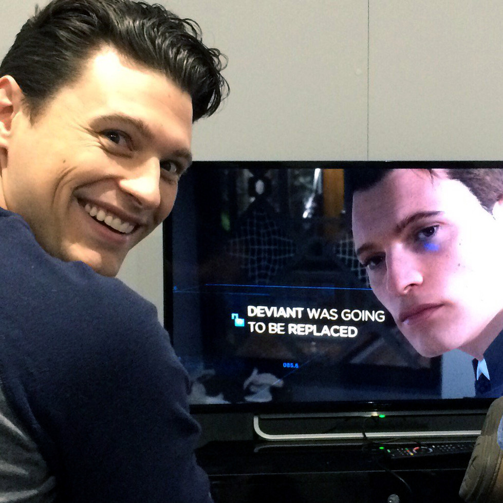 Bryan Dechart playing Connor :)