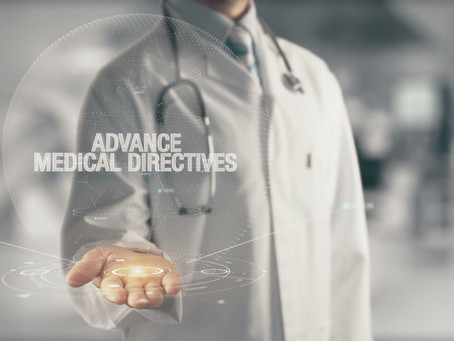 Advance Directives: More Important Now Than Ever