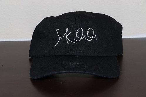 Black S.K.O.O. Logo Cap